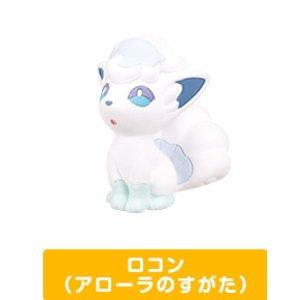 Takara Tomy Pokemon Alola Collection Figure Vulpix Alola Version