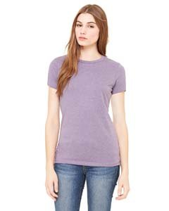 BE LADIES 4.2OZ PERFECT TEE (HEATHER PURPLE) (S)