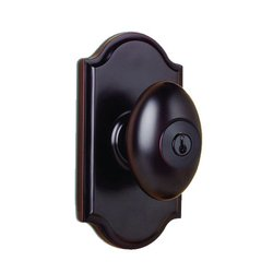 Weslock 01740J1J1SL23 Julienne Knob, Oil-Rubbed Bronze