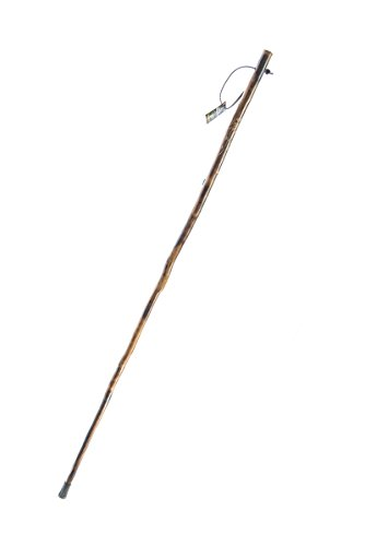 Sona SE WS627-50 Wooden Walking/Hiking Stick with Hand-Ca...