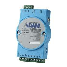 Advantech ADAM-6217-B 8-ch Isolated Analog Input Modbus TCP Module, Ethernet I/O Module. (Replacement of ADAM-6217-AE)