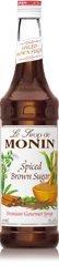 Monin Spiced Brown Sugar Syrup, 750 ()