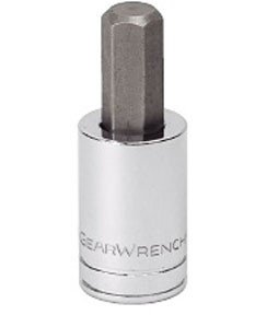 GearWrench 3/8 Dr Hex Bit SKT 10MM (KDT-80431) (Bit Dr 10mm Hex)