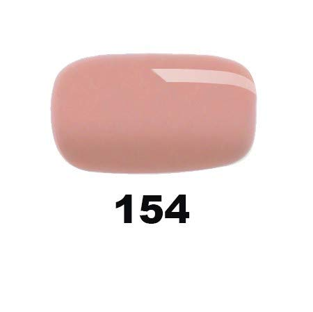 Pink Gellac154 Nude Beige Color Esmalte Gel Permanente 14 días: Amazon.es: Belleza