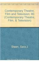 Download Contemporary Theatre, Film and Television PDF
