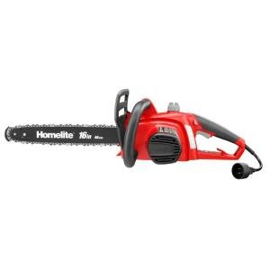 homelite electric chainsaw - 1