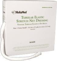 ZG703NB - ReliaMed Tubular Elastic Stretch Net Dressing, Medium 5 - 6 x 25 yds. (Hand, Arm, Leg and Foot)