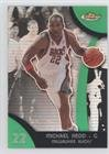 Michael Redd #39/149 (Basketball Card) 2007-08 Topps Finest - [Base] - Green Refractor #22
