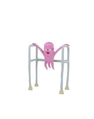 Kidrobot Adult Swim Series 1 Figure - Granny Cuyler From Squidbillies