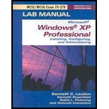Exam 70-270 Microsoft Windows XP Professional L/M, Azimuth Interactive Staff, 0131444506
