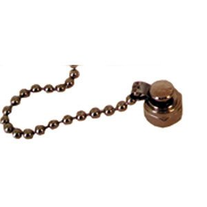 RV Motorhome Trailer Coaxial Cable Cap With Chain, Hook Up Your RV Motorhome Trailer For Cable TV