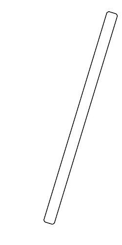 Alu Anlegeleiter 18 Sprossen