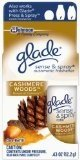 Glade Sense And Spray Refill, Cashmere Woods