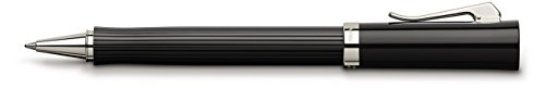 GRAF von Faber-Castell Intuition Fluted Rollerball Pen - Black by Faber-Castell (Image #3)