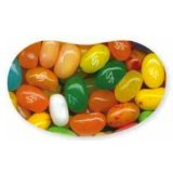 Jelly Belly Tropical Mix 5LB Bag (Bulk)
