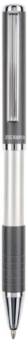 Zebra Pen 1.00mm Expandz Ballpoint Pen - Grey -