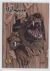 Werewolves (Trading Card) 2014 Perna Studios Hallowe'en: All Hallows' Eve - [Base] #19 -