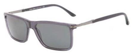 Gafas de Sol Giorgio Armani AR8010 GRAY TRANSP GREY ...