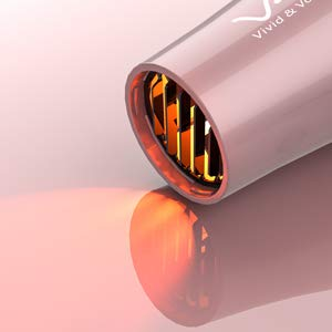 VAV 1875W Professional Hair Dryer Negative Ion Blow Dryer Far Infrared Dryer With 3 Heat 2 Speed