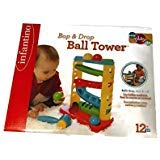 Infantino Bop & Drop Ball Tower