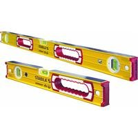 Stabila 37448 48-Inch builders level, High Strength Frame, Accuracy Certified Professional Level ()
