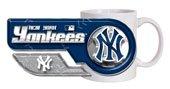 Glass Hunter New York Yankees - Hunter New York Yankees Deluxe Coffee Mug