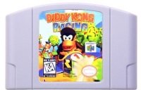 Diddy Kong Racing N64 - Video Game Cartridge Card - Compatible model NINTENDO – English - US Version