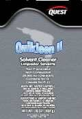 Quest Chemical 512 Quikleen II Solvent Cleaner Degreaser, 16oz,12/Cs.