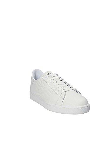 7 Sneaker EA Classic Bianco Bianco Uomo ZwwaqT