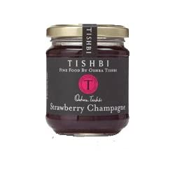 Tishbi Strawberry Champagne Preserve