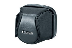 PSC-4100 Deluxe Leather Case by Canon