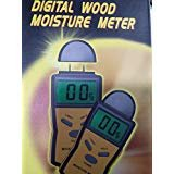 Work Zone Wood Moisture Meter
