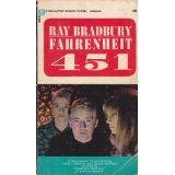 Fahrenheit 451 Movie Tie-in Cover