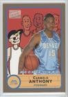 Carmelo Anthony (Basketball Card) 2003-04 Bazooka - [Base] - Gold #278