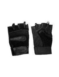 Classic Hugger - Hugger Glove Company Men's Classic Comfort Zone Fingerless Gauntlet Gloves - Medium