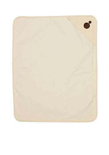 (Protective Belly Blanket by Belly Armor, Organic Cream)