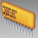 10 pieces Resistor Networks /& Arrays THICK FILM 2/% 10K CONFRML SIP