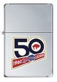 Zippo Lighter Buffalo Bills 50th Season