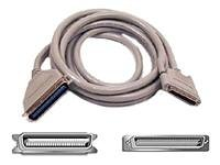 Belkin Ext SCSI Double Shielded Hd68m/cent50m with thumbscrews - 10ft - 10' Ext Scsi