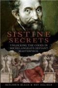 book cover of The Sistine Secrets