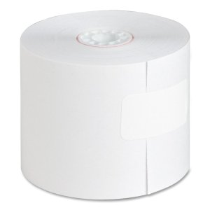 Single Adding Machine Roll - Adding Machine Rolls, 2-1/4
