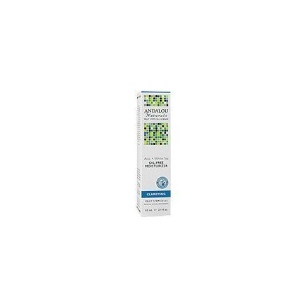 Andalou Naturals Acai + White Tea, Oil Free Moisturizer 2.1 oz. (Moisturizer Free Tea Oil)