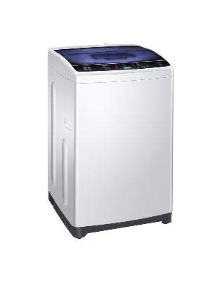 Haier 6 kg Fully-Automatic Top Loading Washing Machine (HWM60-1269DB, Moonlight Grey) 2021 June 6 kg : Great for Single/Couple 800 rpm : Higher the spin speed, lower the drying time Fully Automatic Top Load Washing Machines are ergonomically friendly and provide great wash quality