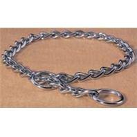 Hamilton Heavy Choke Chain Dog Collar, 26-Inch