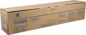 Bizhub C250 Yellow Toner - Konica Minolta bizhub C250 Yellow Toner (12000 Yield) - Genuine OEM toner