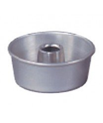 "Heavy-weight Angel Food Pan 7-1/2"", 1-1/2 Quart, with 2-1/2"" OD Center Cone"