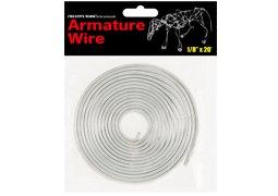 "Creative Mark Armature Wire 1/8"" x 20ft"