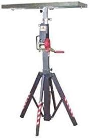 Elevador telescópico para equipos de aire acondicionado 4.72 metros.