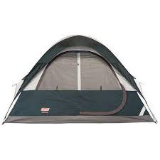 Coleman Dome Tent, 4 person
