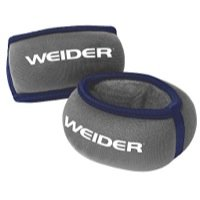 Weider 4 lb (2-2 lb) wrist weight set